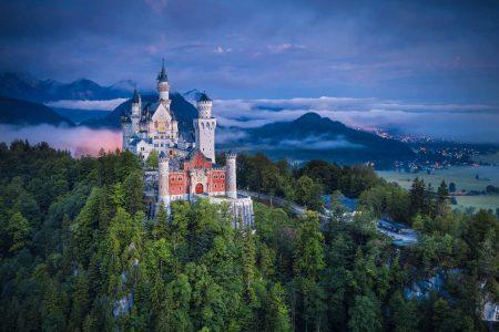 5 сказочных замков, которые нужно посетить