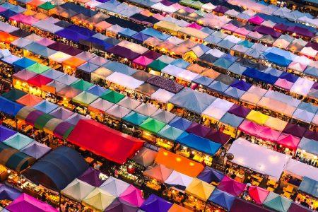 Лучшие гастрономические места Бангкока